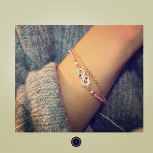 Infinity symbol Bracelet